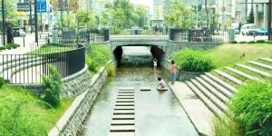 二条市場創成川公園