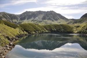 パワースポット-立山みくりが池