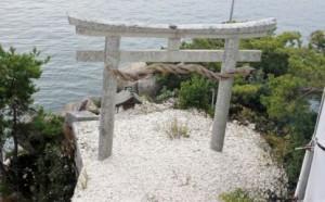 パワースポット-竹生島