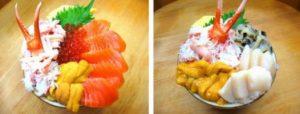 滝波食堂さんの海鮮丼