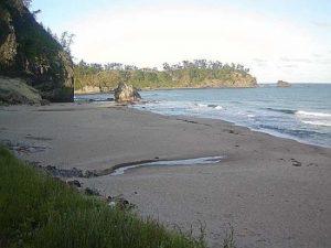 石川県輪島市の「琴ヶ浜」