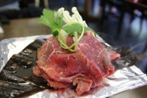 飛騨牛の肉1