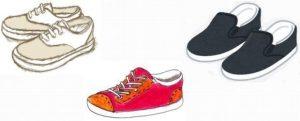 ネットで靴2