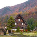 日本の原風景 白川郷~紅葉スポット~